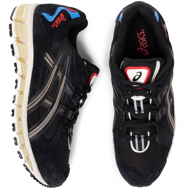 Sneakers ASICS - Gel-Kayano 5 360 1021A160 Black/Black 001 - Sneakers - Scarpe basse - Uomo