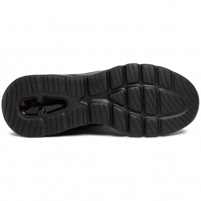 Scarpe SKECHERS - Go Walk Air-Nitro 54491/BBK Black - Fitness - Scarpe sportive - Uomo