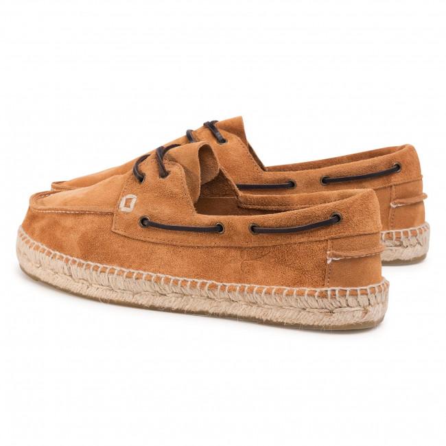 Espadrillas MANEBI - Boat Shoes W 1.1 K0 Cuero - Espadrillas - Scarpe basse - Uomo