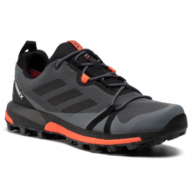 Scarpe adidas - Terrex Skychaser Lt Gtx GORE-TEX FV6828 Grey Six/Core Black/Solar Red