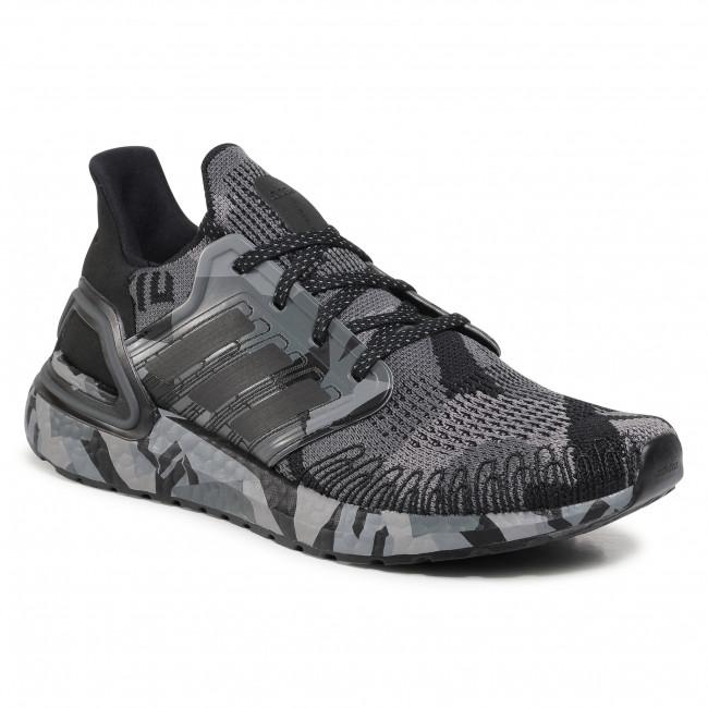 Scarpe adidas - Ultraboost 20 FV8329 Core Black/Core Black/Grey Four