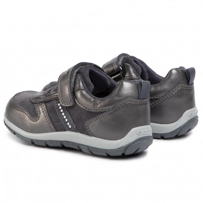 Sneakers GEOX B Shaax G. B B9433B 0AJ22 C9002 Dk Grey