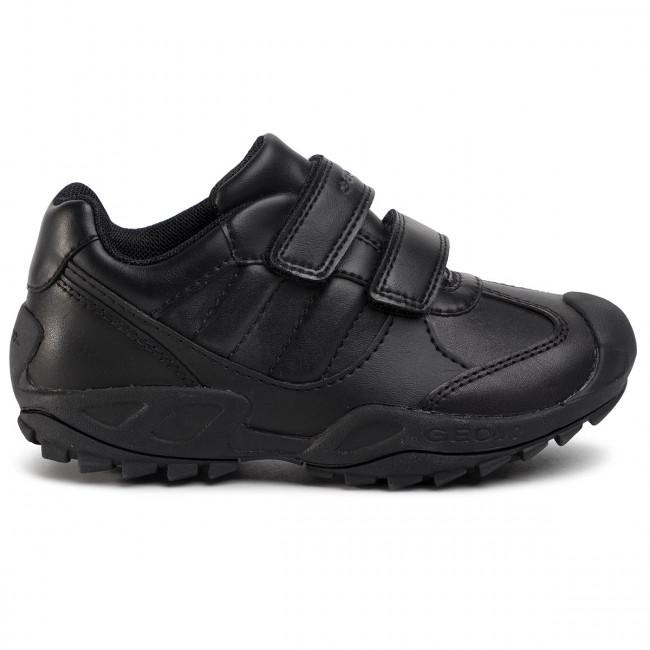 Sneakers GEOX J N. Savage B. B J841VB 04354 C9999 S Black