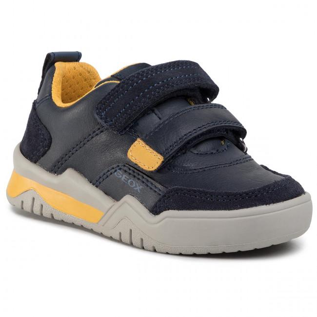 Sneakers GEOX J Perth B. C J947RC 05422 C0657 M NavyYellow