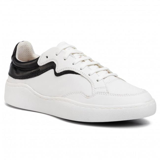 Sneakers GEOX U Colbyn A U947XA 085BU C0404 WhiteBlack