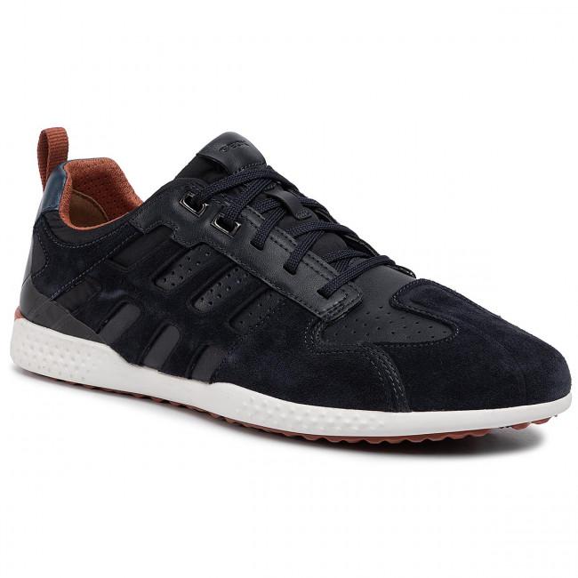 Sneakers GEOX U948DA 022FU C0820 NavyOrange