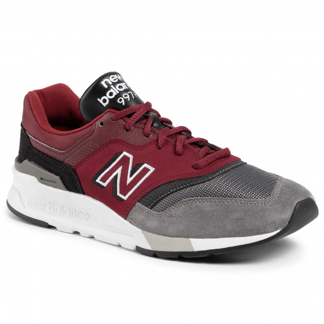 scarpe new balance uomo bordeaux
