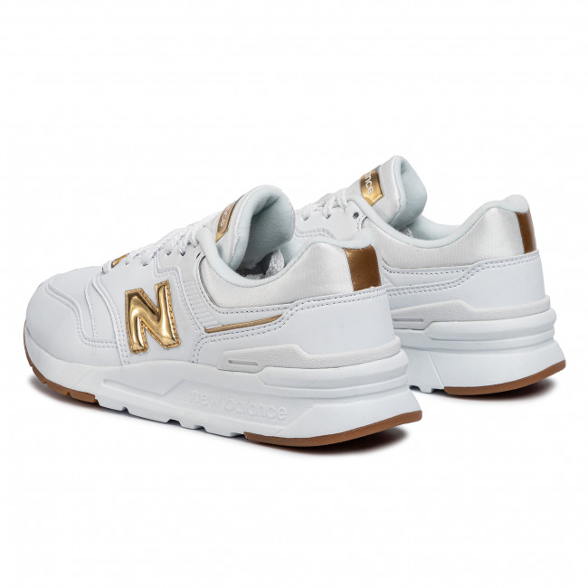 SNEAKERS DONNA NEW BALANCE LIFESTYLE DONNA CW997HAH  Bianco