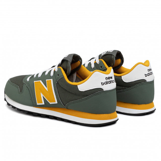 Sneakers NEW BALANCE - GM500TRU Verde