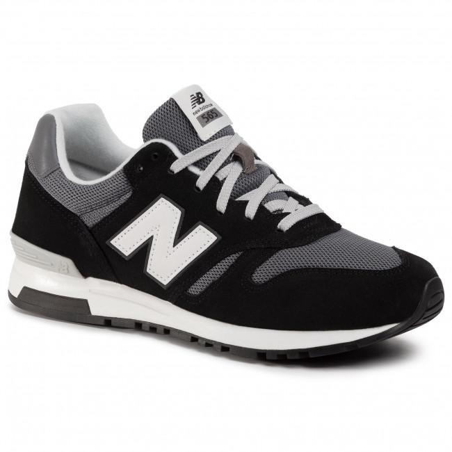 Sneakers NEW BALANCE - ML565CBK  Nero
