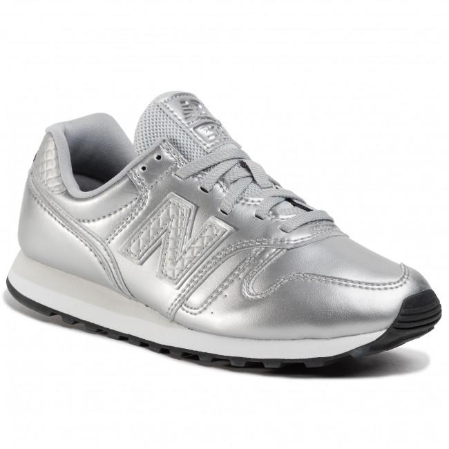 scarpe new balance argento