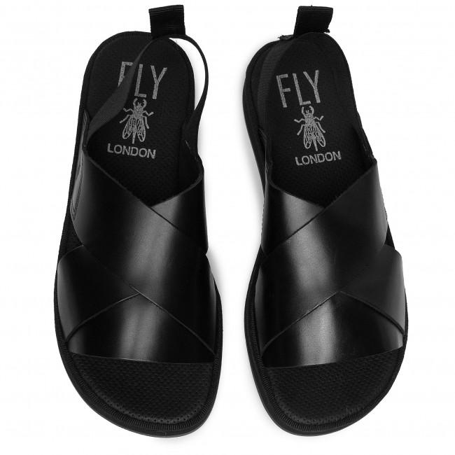 Sandali FLY LONDON - Blakfly P501185000 Black - Sandali - Ciabatte e sandali - Uomo