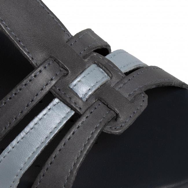 Sandali ECCO - Flash 24087351943 Marine/Dusty Blue Metallic - Sandali da giorno - Sandali - Ciabatte e sandali - Donna