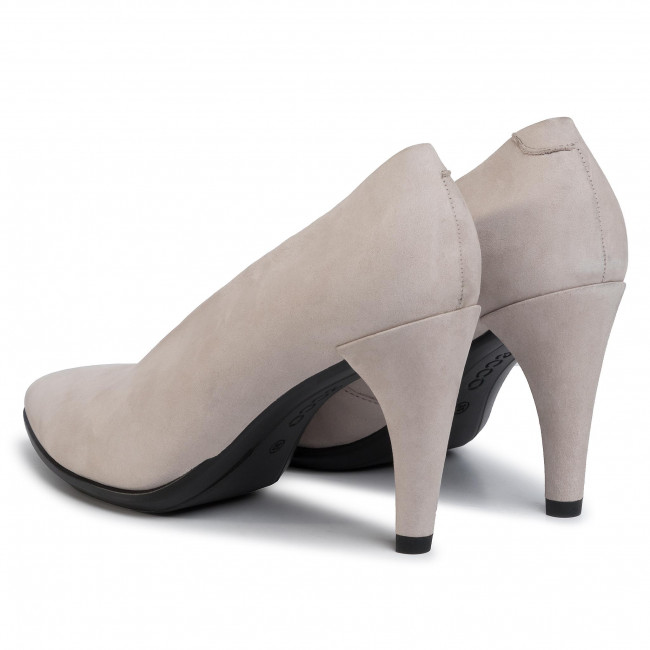 Scarpe basse ECCO - Shape 75 Pointy 26987302386 Grey Rose - Décolleté - Scarpe basse - Donna
