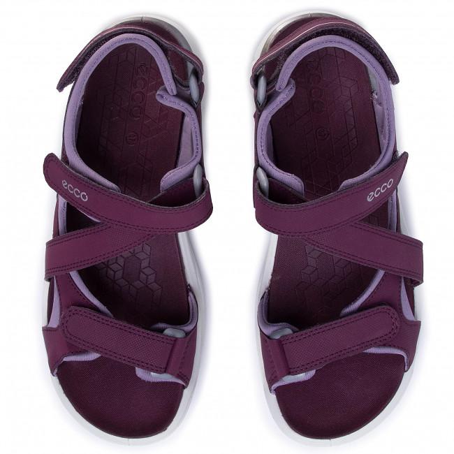 Sandali ECCO - Biom Raft 70065300113 Aubergine - Sandali da giorno - Sandali - Ciabatte e sandali - Donna