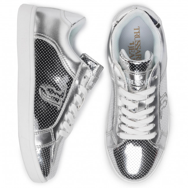 Sneakers TRUSSARDI JEANS - 79A00528 M020 - Sneakers - Scarpe basse - Donna