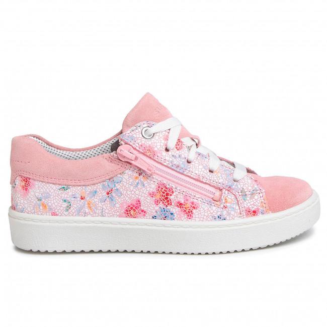 Sneakers Superfit - 6-06489-55 S Rosa Stringate Scarpe Basse Bambina Bambinoescarpe.it d81LA