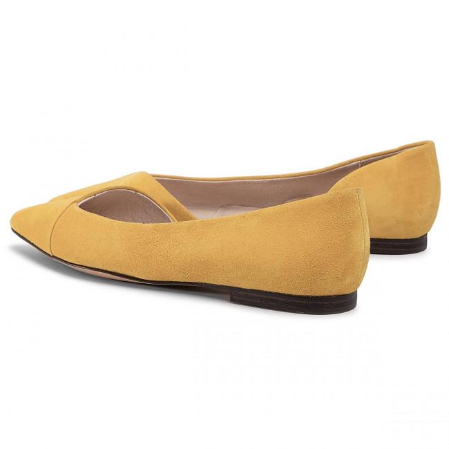 Ballerine CAPRICE 9 24203 24 Yellow Suede 641