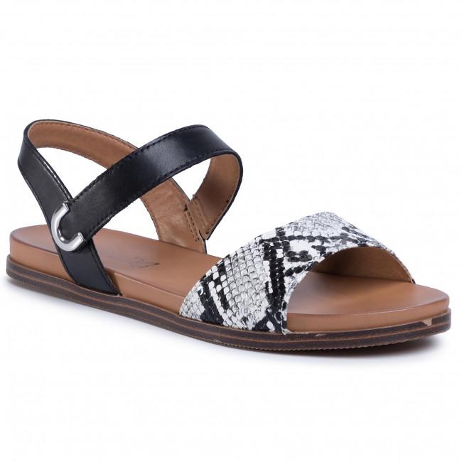 Sandali CAPRICE - 9-28103-24 Black Comb 019