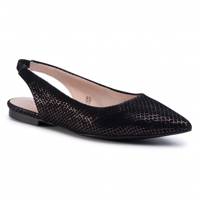 Sandali CAPRICE - 9-29400-24 Black Snake 041