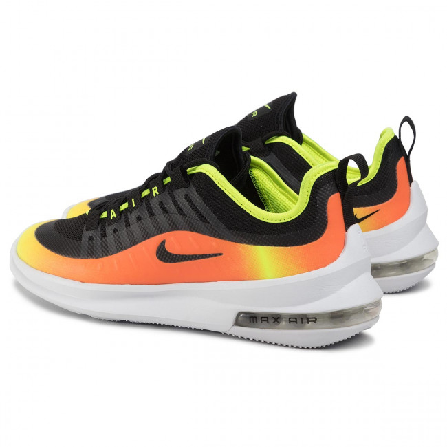 Scarpe NIKE Air Max Axis Prem AA2148 006 BlackBlackVoltTotal Orange