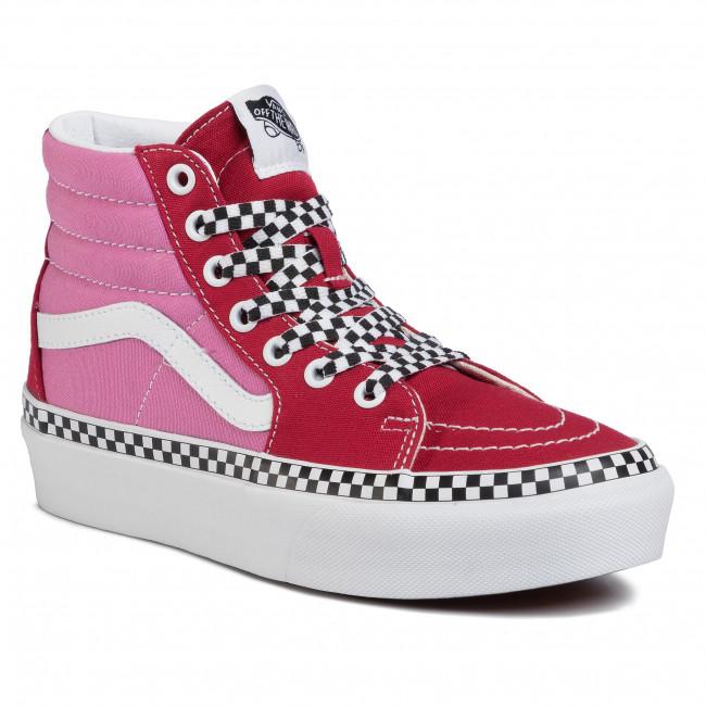 Sneakers VANS Sk8 Hi Platform 2 VN0A3TKNWVX1 (2 Tone) ChlepeprFchsiapnk