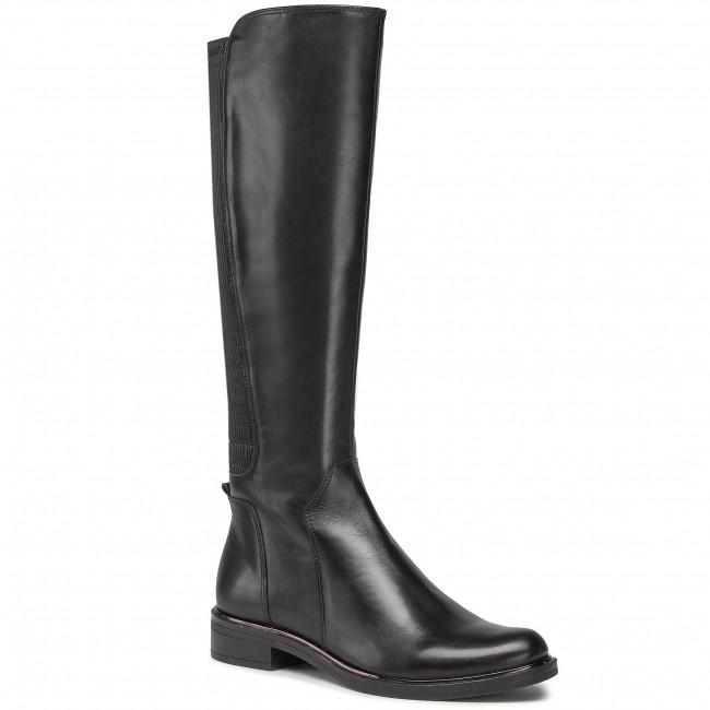 Stivali al ginocchio CAPRICE - 9-25503-25 Black Nappa 022
