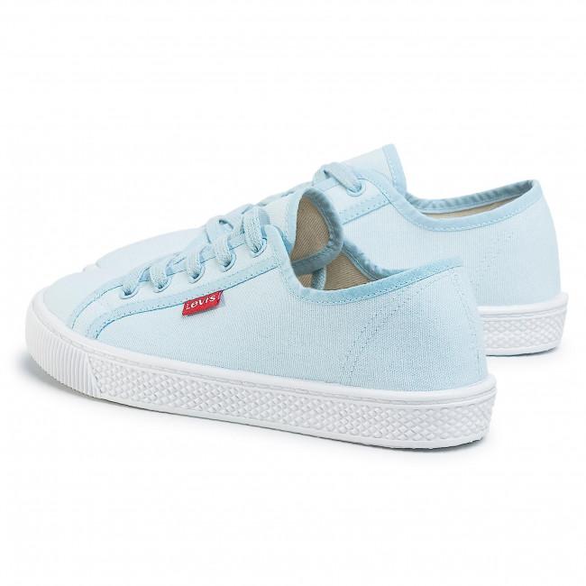 Scarpe sportive LEVI'S - 225849-1733-13 Light Blue - Scarpe da ginnastica - Scarpe basse - Donna