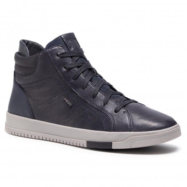 Sneakers GEOX - U Segnale C U04AGC 081EK C0045  Navy/Black