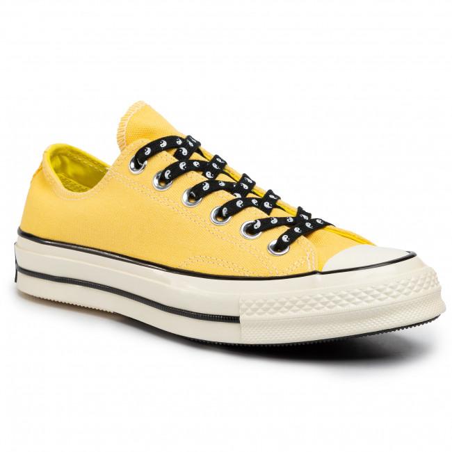 Scarpe da ginnastica CONVERSE - Chuck 70 Ox Butter 164214C Butter Yellow/Fres