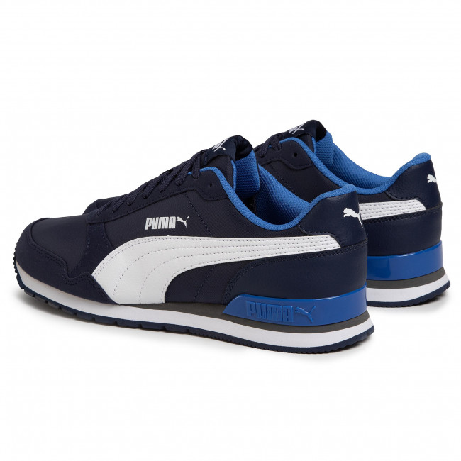 Sneakers PUMA - St Runner V2 Nl 365278 28 Peacoat/Pw/Palace Blue - Sneakers - Scarpe basse - Uomo