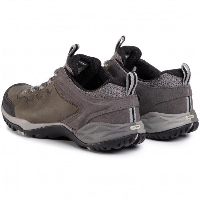 Scarpe da trekking MERRELL - Siren Traveller Q2 Ltr J033524 Grey - Scarpe da trekking e scarponcini - Scarpe basse - Donna