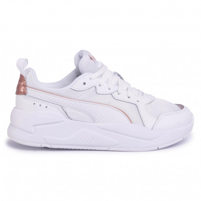 Sneakers PUMA X Ray Metallic Wn's 373072 02 Puma WhiteRose Gold