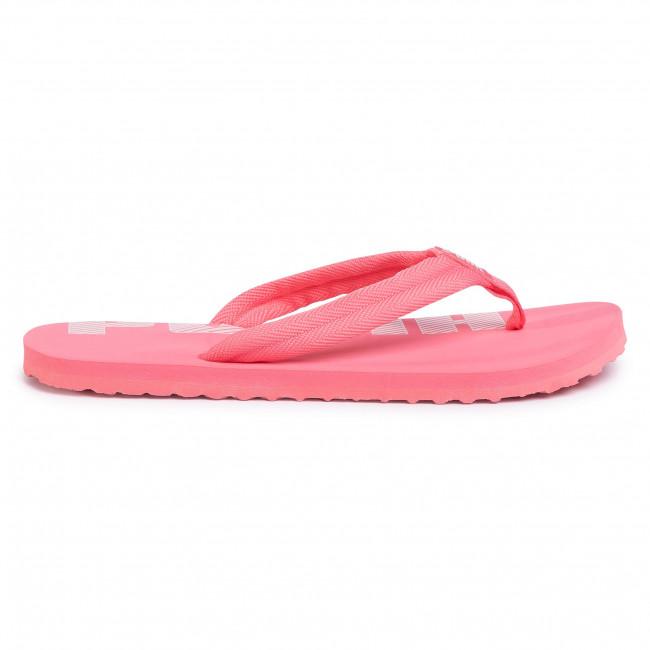 Infradito PUMA - Epic Flip V2 360248 41 Sun Kissed Coral/Rosewater - Infradito - Ciabatte e sandali - Donna