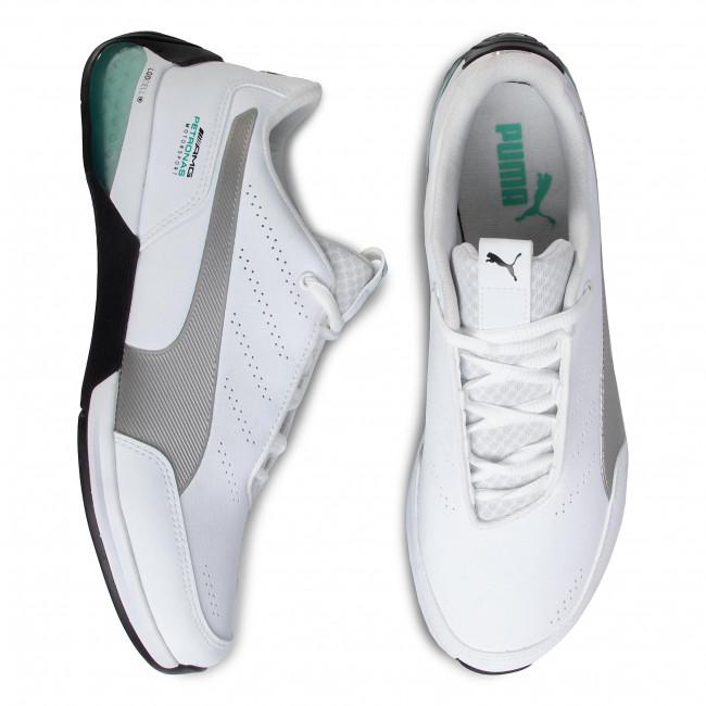 Sneakers PUMA - Mapm Kart Cat X 306507 02 Puma White/Puma Silver - Sneakers - Scarpe basse - Uomo