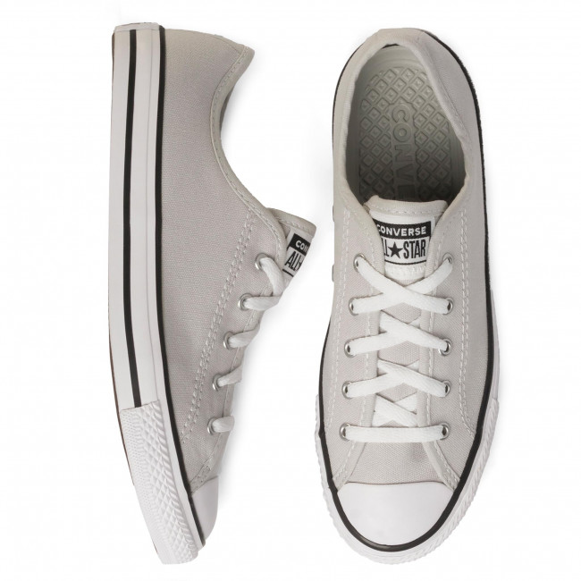 Scarpe da ginnastica CONVERSE - Ctas Dainty Ox 564983C Mouse/White/Black - Scarpe da ginnastica - Scarpe basse - Donna