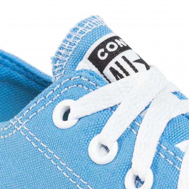 Scarpe da ginnastica CONVERSE - Ctas Ox 666819C Coast/Garnet/White - Scarpe da ginnastica - Scarpe basse - Donna