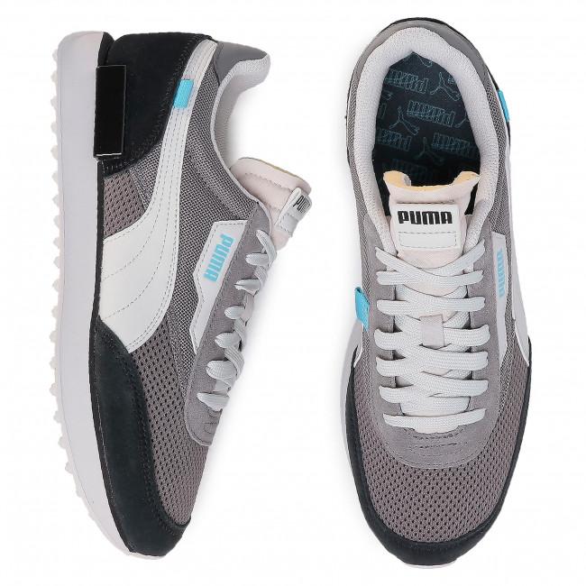 Sneakers PUMA - Future Rider Stream On 371530 04 Puma Black/Castlerock - Sneakers - Scarpe basse - Uomo