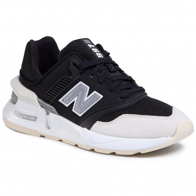 new balance scarpe nere