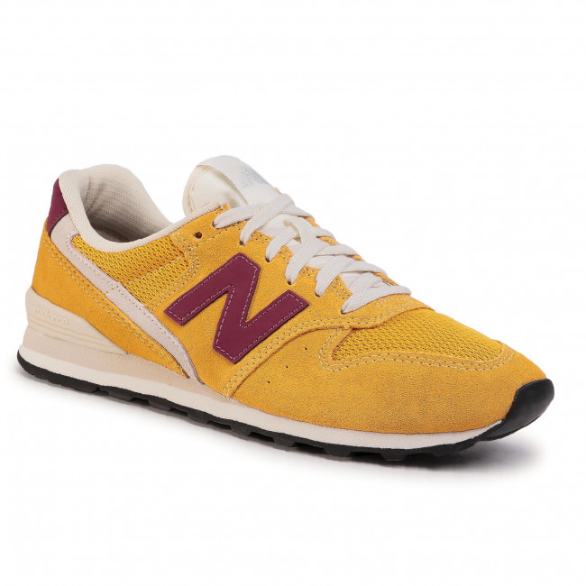 new balance giallo
