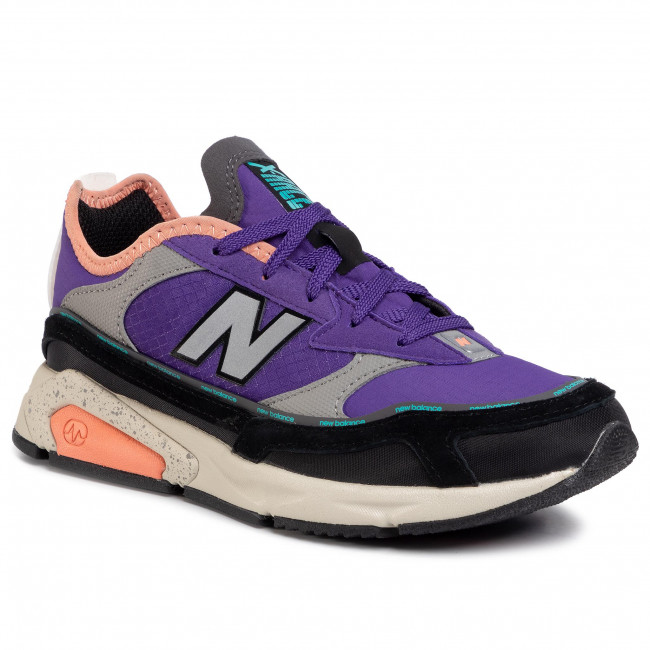 Sneakers NEW BALANCE - WSXRCRQ Multicolore Viola