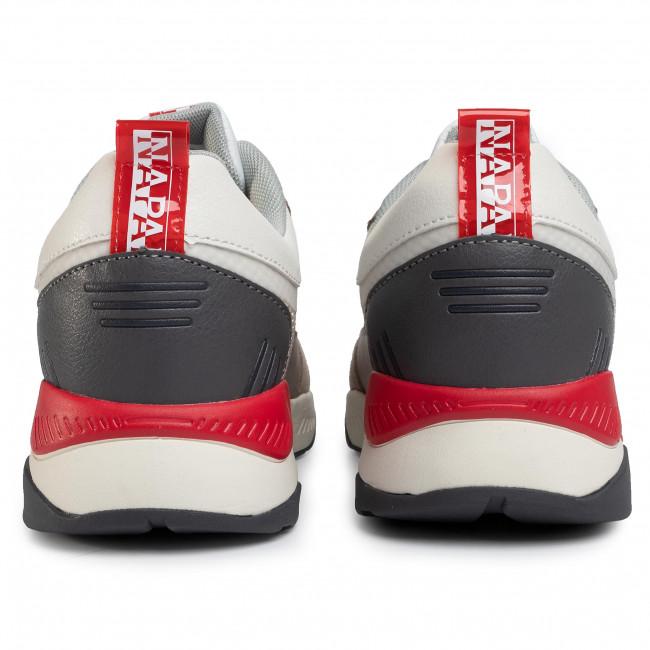 Sneakers Napapijri - Lake Np0a4es90 Beige/grey Scarpe Basse Uomoescarpe.it t8Pew