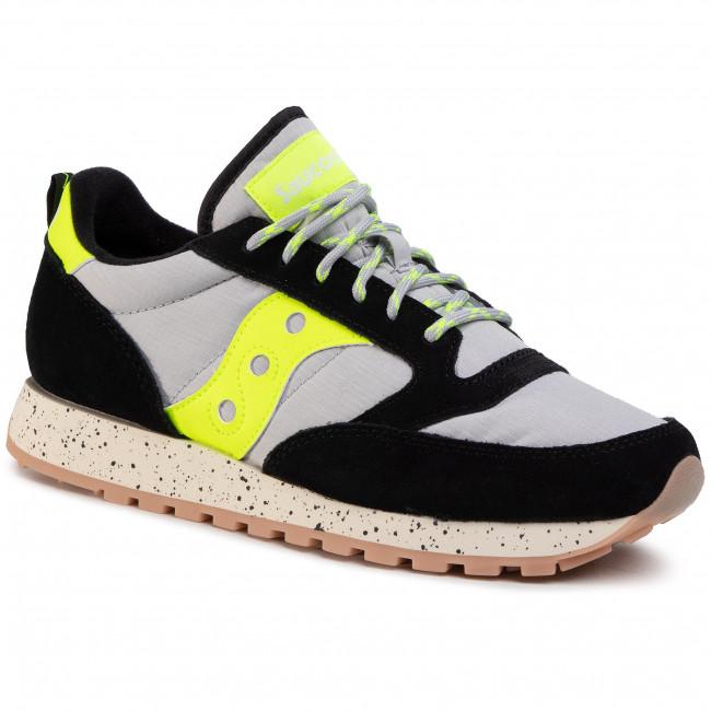 Sneakers SAUCONY - Jazz Original S70463-5 Black/Slime