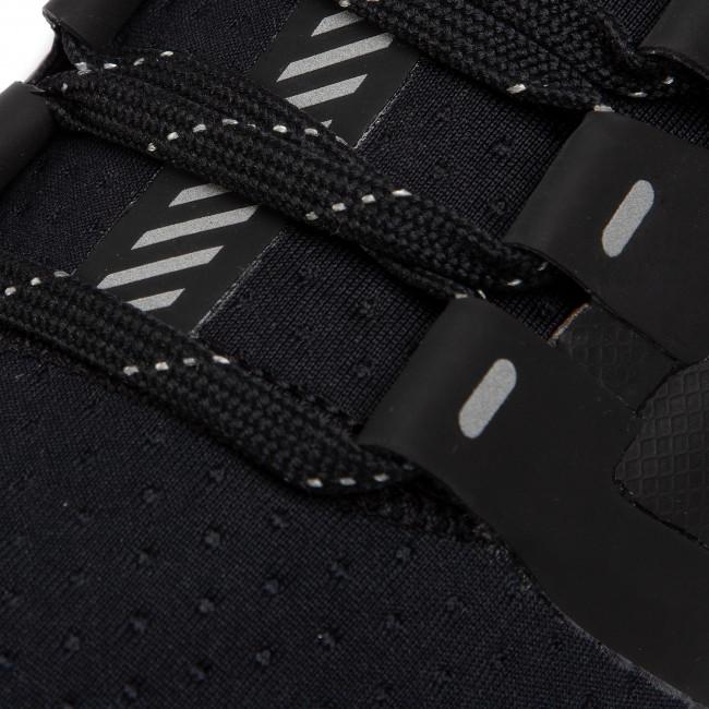 Scarpe NIKE - Air Zoom Pegasus 36 Shield AQ8005 002 Black/Silver/Desert Sand - Scarpe da allenamento - Running - Scarpe sportive - Uomo