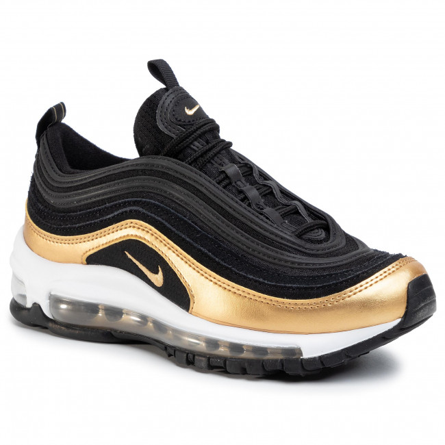 Scarpe NIKE Air MAx 97 (GS) 921522 014 BlackMetallic Gold