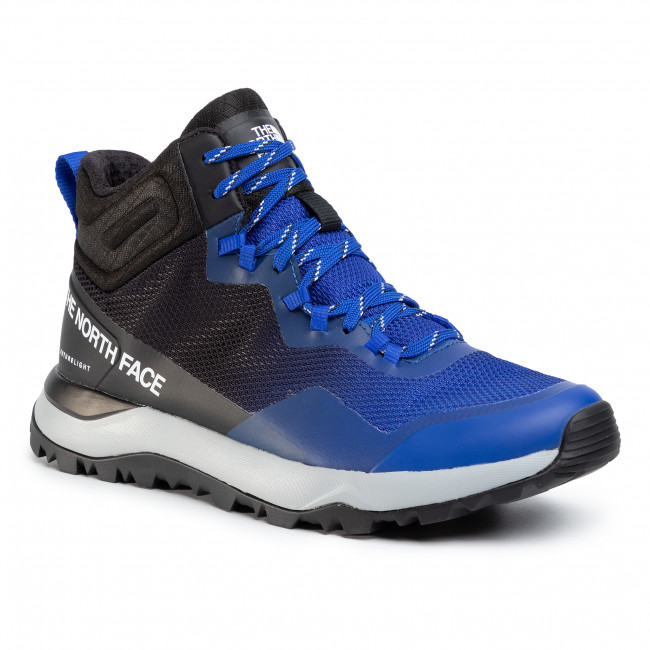 Scarpe da trekking THE NORTH FACE - Activist Mid Futurelight NF0A47AYEFII Tnf Blue/Tnf Black - Scarpe da trekking e scarponcini - Stivali e altri - Uomo