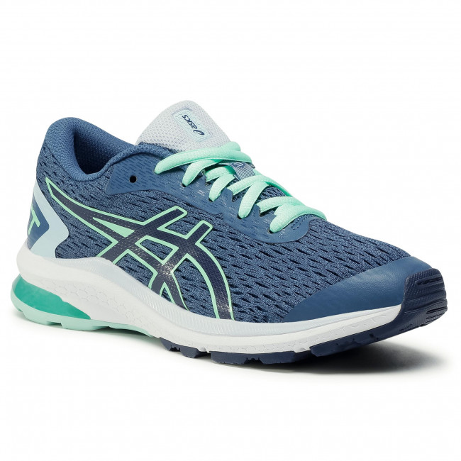 Scarpe ASICS - GT-1000 9 GS 1014A150 Grand Shark/Peacoat 405