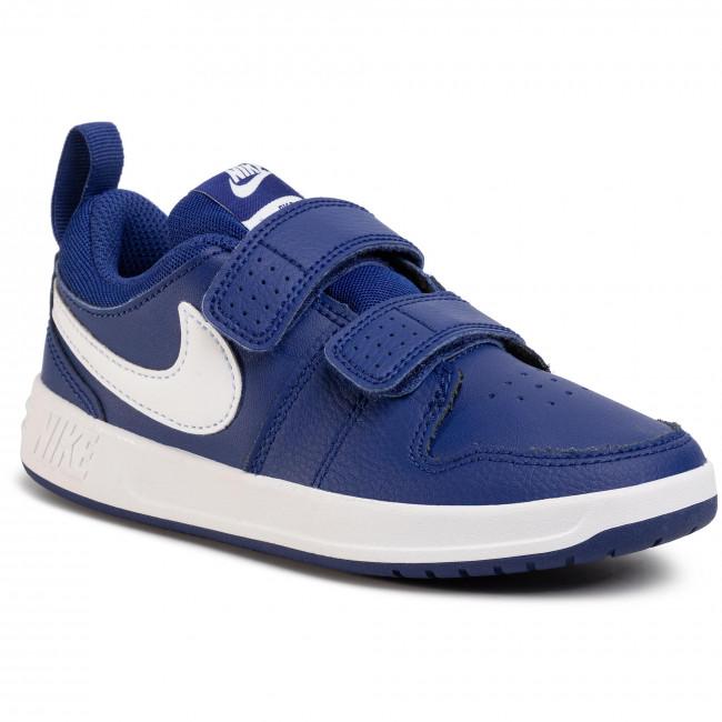 Nike Sneakers Pico 5 Psv Blu Lime Bambino Acquista online