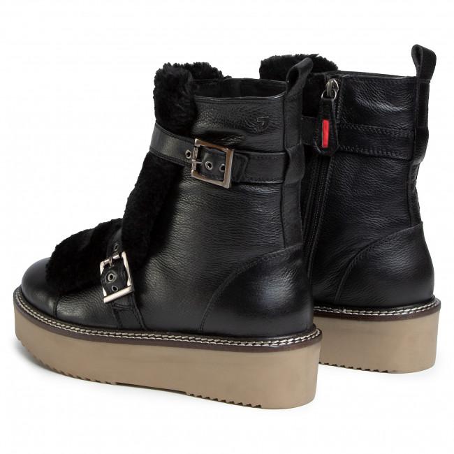 Tronchetti GIOSEPPO - 42003 Black - Tronchetti - Stivali e altri - Donna