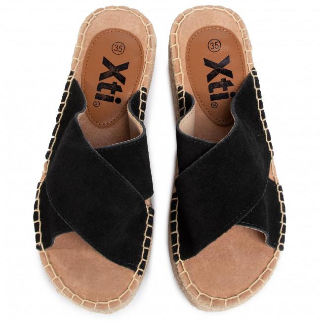 Espadrillas XTI - 49134 Black - Espadrillas - Ciabatte e sandali - Donna